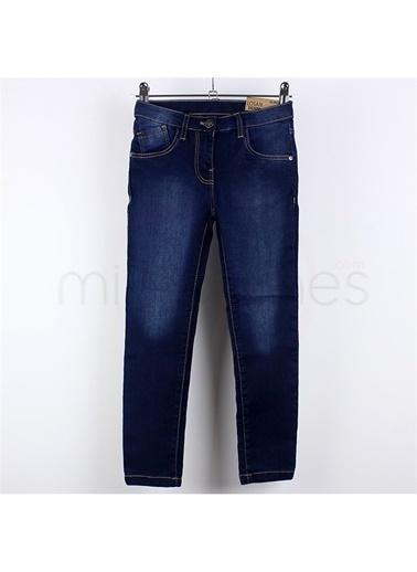 Losan Losan 2-1Kız Çocuk Slim Fit Kot Pantolon Renkli